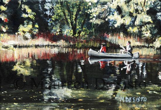 Canoe-in-concord